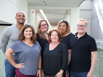 Group photo of Charlotte/Mecklenburg County BFZ Team