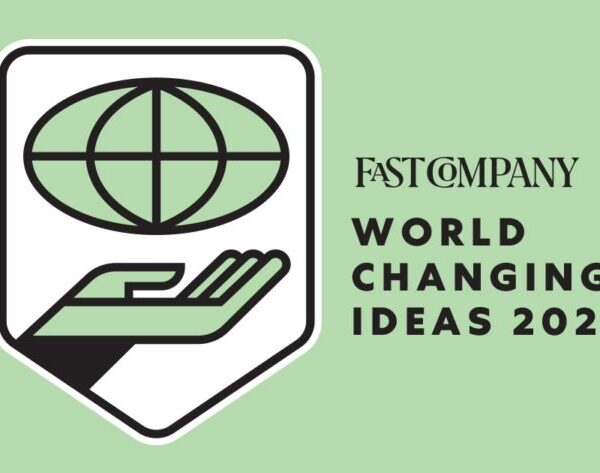 FastCompany World Changing Ideas 2020