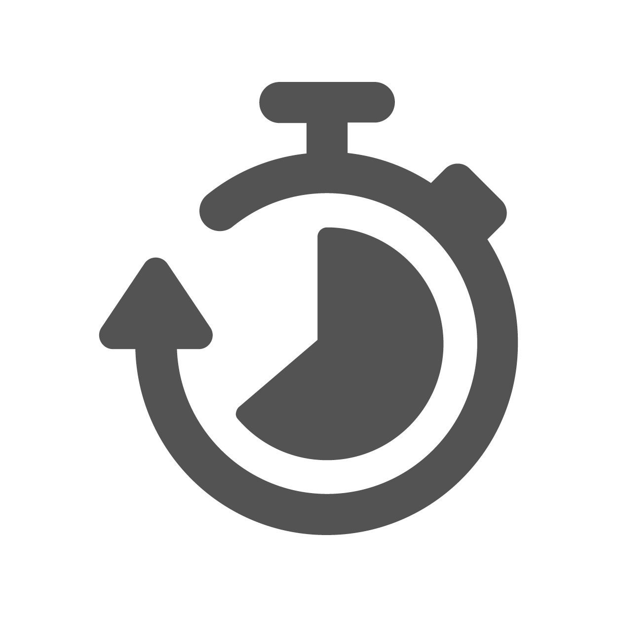 Graphic of clock by Adrien Coquet from the Noun Project