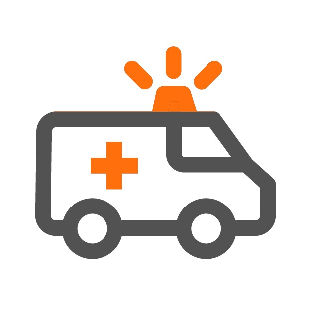 Ambulance by Logan from the Noun Project
