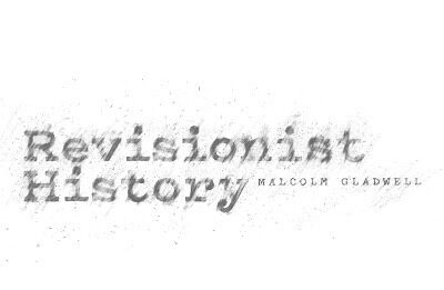 Revisionist History: Malcolm Gladwell logo
